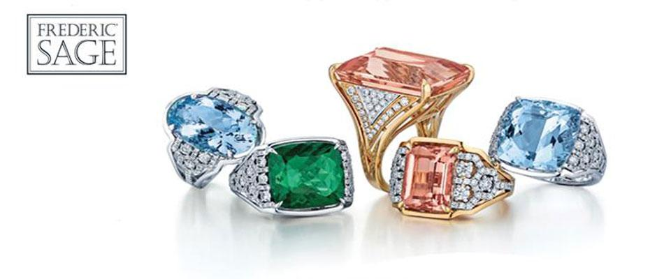 Fred Sage - rings