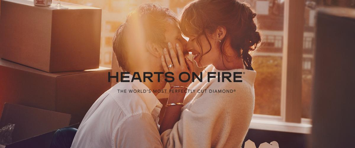 Hearts on Fire - Homepage Banner - Hearts on Fire - Homepage Banner