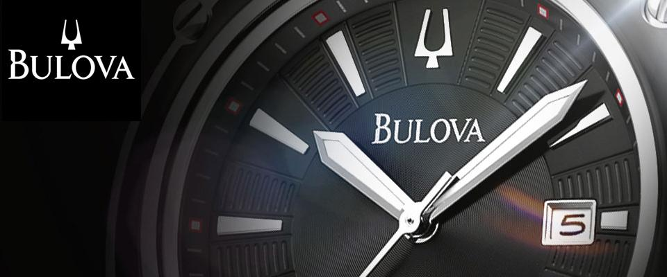 Bulova - Homepage Banner - Bulova - Homepage Banner
