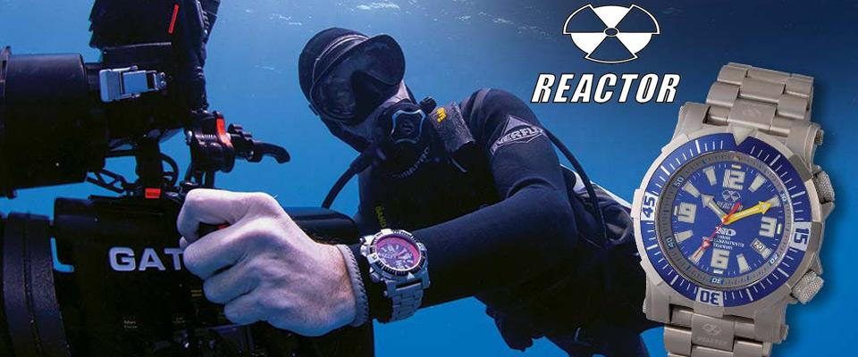 Reactor Watch - Homepage Banner - Reactor Watch - Homepage Banner