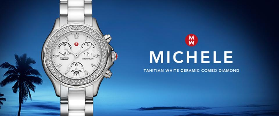 Michele Watches - Homepage Banner - Michele Watches - Homepage Banner