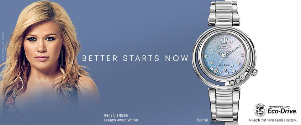Citizen Eco Drive - Homepage Banner - Citizen Eco Drive - Homepage Banner