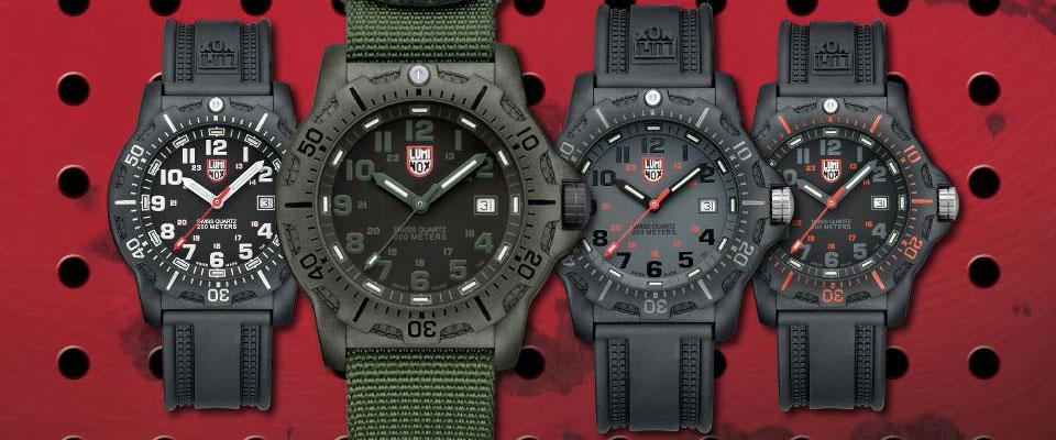 Luminox - Homepage Banner - Luminox - Homepage Banner