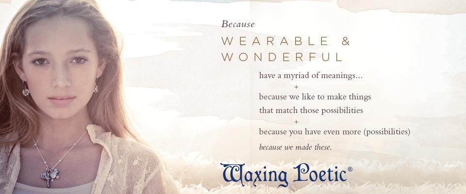 Waxing Poetic - Homepage Banner - Waxing Poetic - Homepage Banner