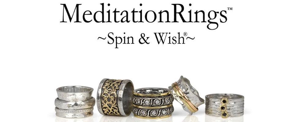 Meditation Rings - Homepage Banner - Meditation Rings - Homepage Banner