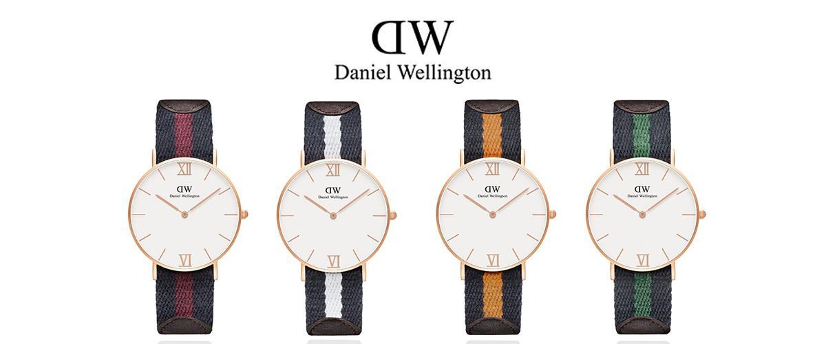 Daniel Wellington - Homepage Banner - Daniel Wellington - Homepage Banner