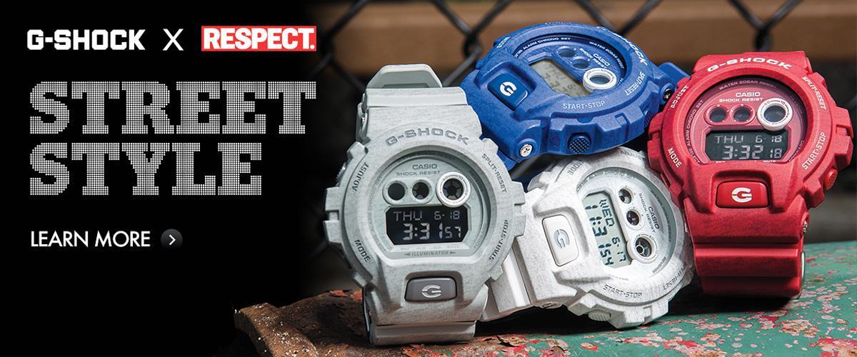 G-Shock - Homepage Banner - G-Shock - Homepage Banner