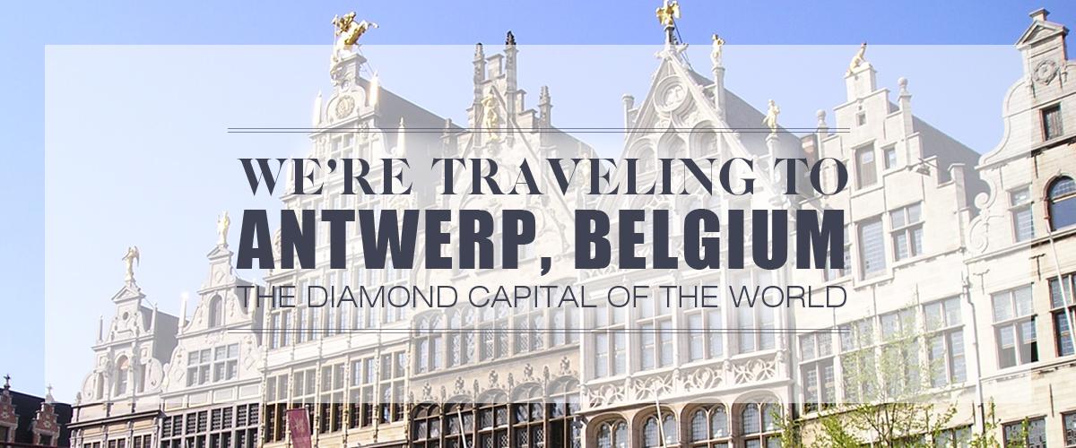 Traveling to Antwerp Belgium - Traveling to Antwerp Belgium - The Diamond Capital of the World