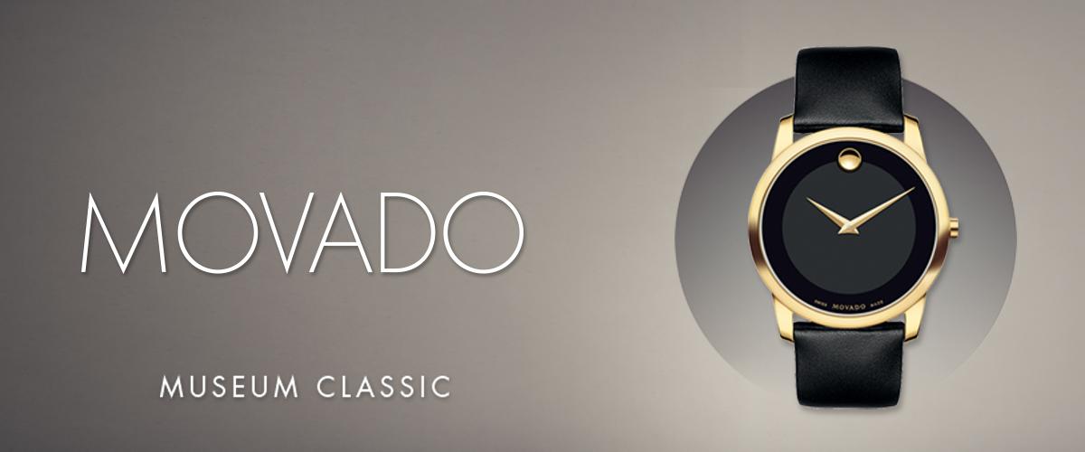 Movado Museum Classic -
