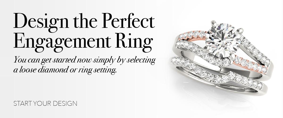 Engagement Ring Designer -