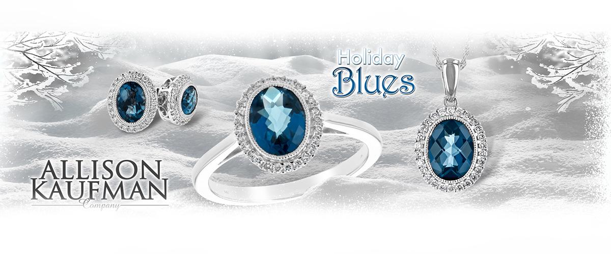 AllisonKaufman - Holiday Blues