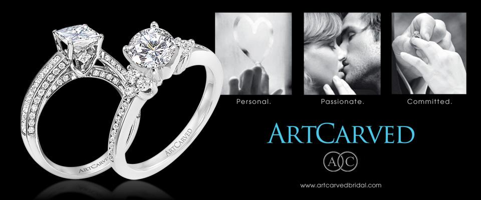 Art Carved - ArtCarved ad