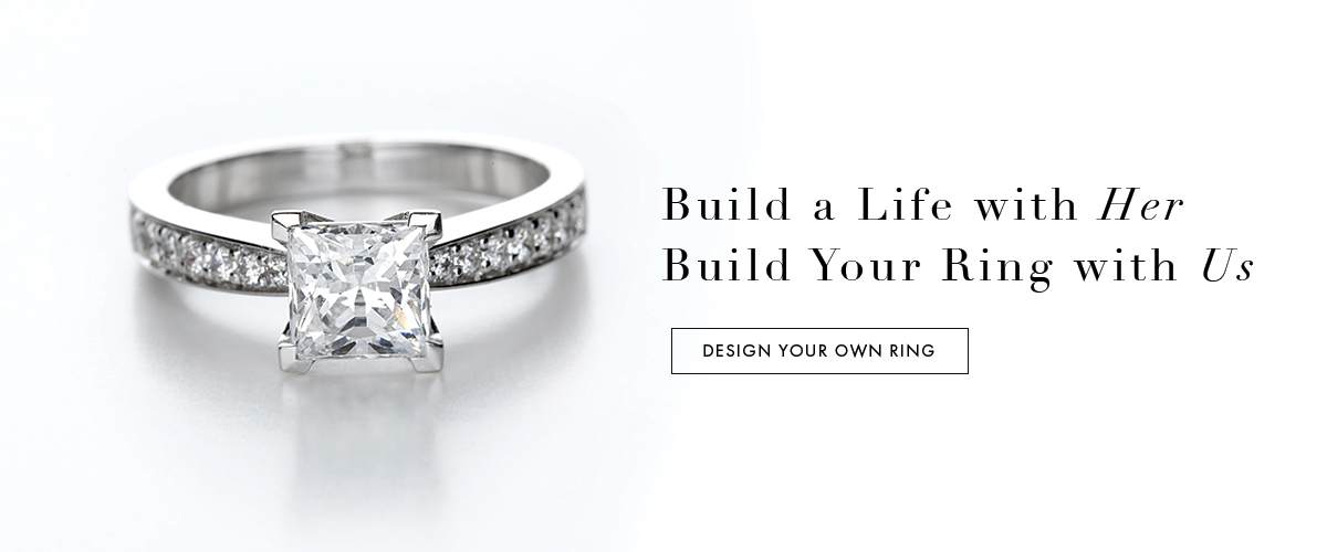 Build Your Ring with Us - Build Your Ring with Us