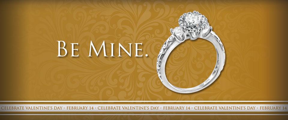 Valentine's Day - Be my Valentine