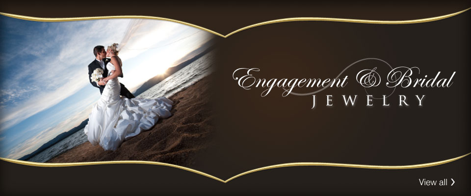 Bridal Jewelry - Engagement & Bridal Jewelry