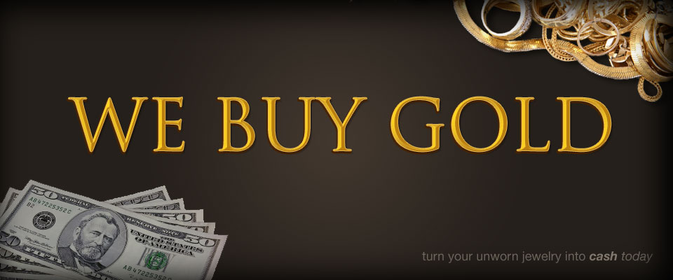 Gold Buying - We Buy Gold / Turn your unworn jewelry into cash today
