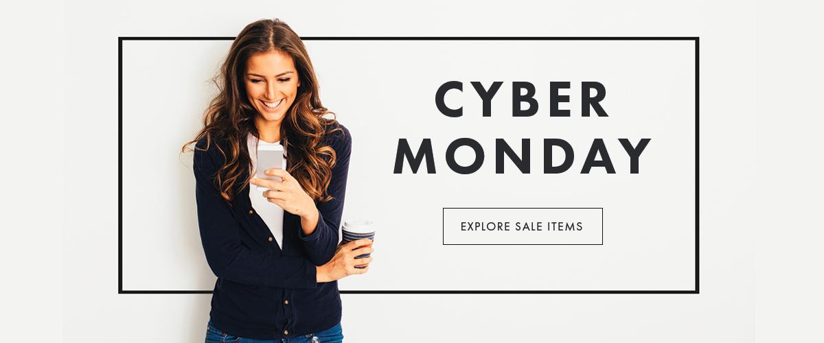 Cyber Monday - Cyber Monday