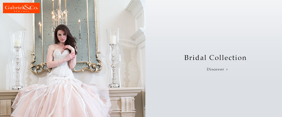 Bridal Collection - Gabriel & Co Bridal Collection