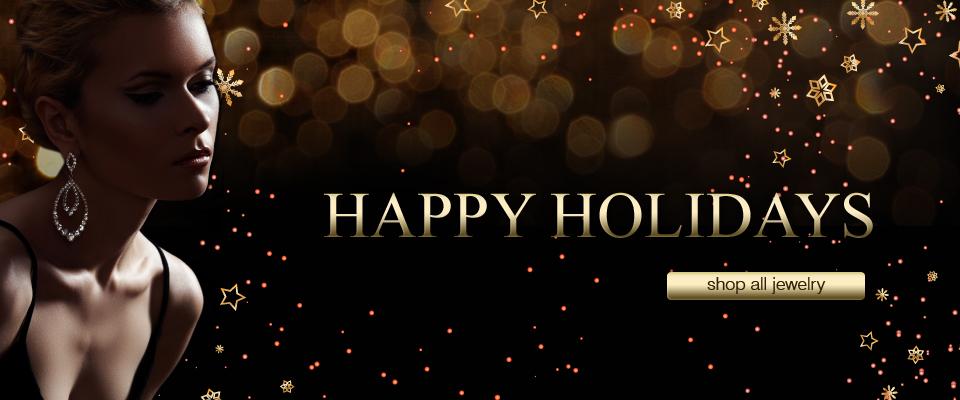 Happy Holidays - Happy Holidays / shop all jewelry