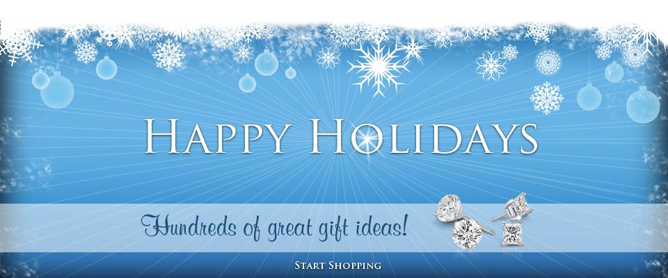 Happy Holidays - Happy Holidays / Hundreds of Great Gift Ideas (studs)