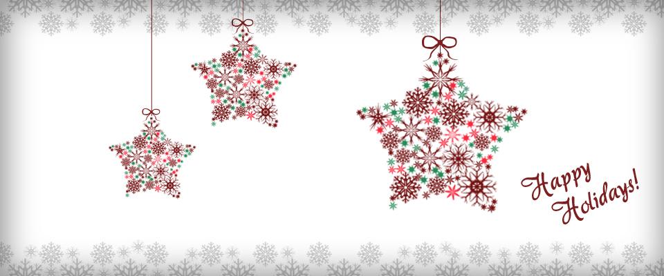 Happy Holidays - Happy Holidays (ornaments)