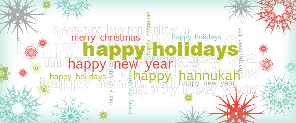 Happy Holidays - Happy Holidays (multiple holidays)
