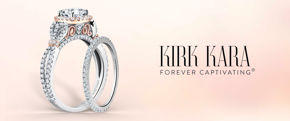Kirk Kara Engagement Rings - View All Kirk Kara Engagement Rings