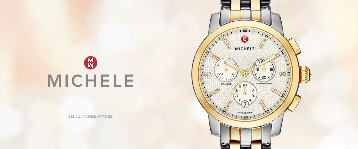 Michele Watches - View All Michele Watches