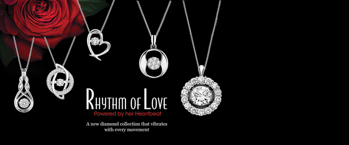 Rhythm of Love Banner - Rhythm of Love Banner