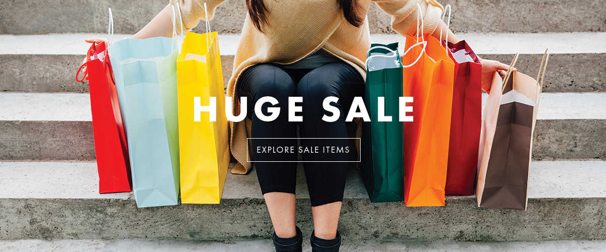 Huge Sale 40-60% off  - Huge Sale