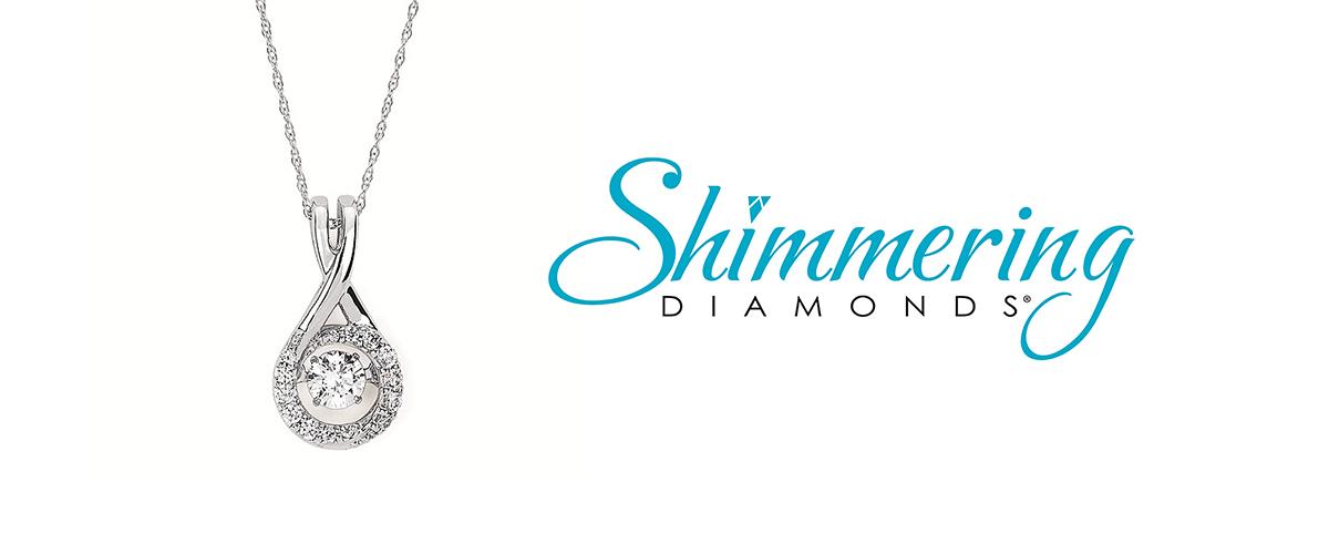 Shimmering Diamonds - Shimmering Diamonds