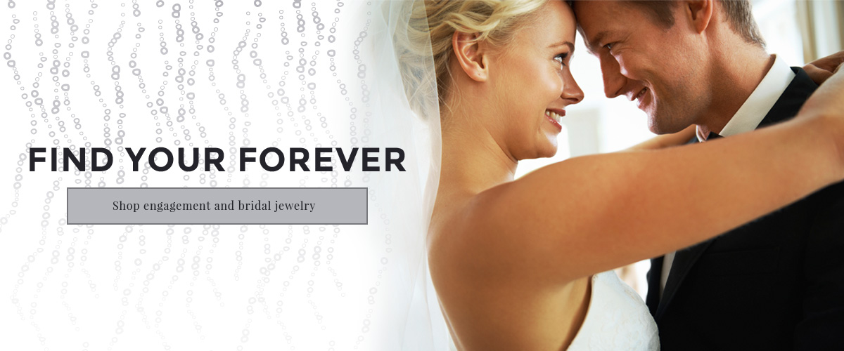Find Your Forever - Shop Engagement and Bridal Jewelry