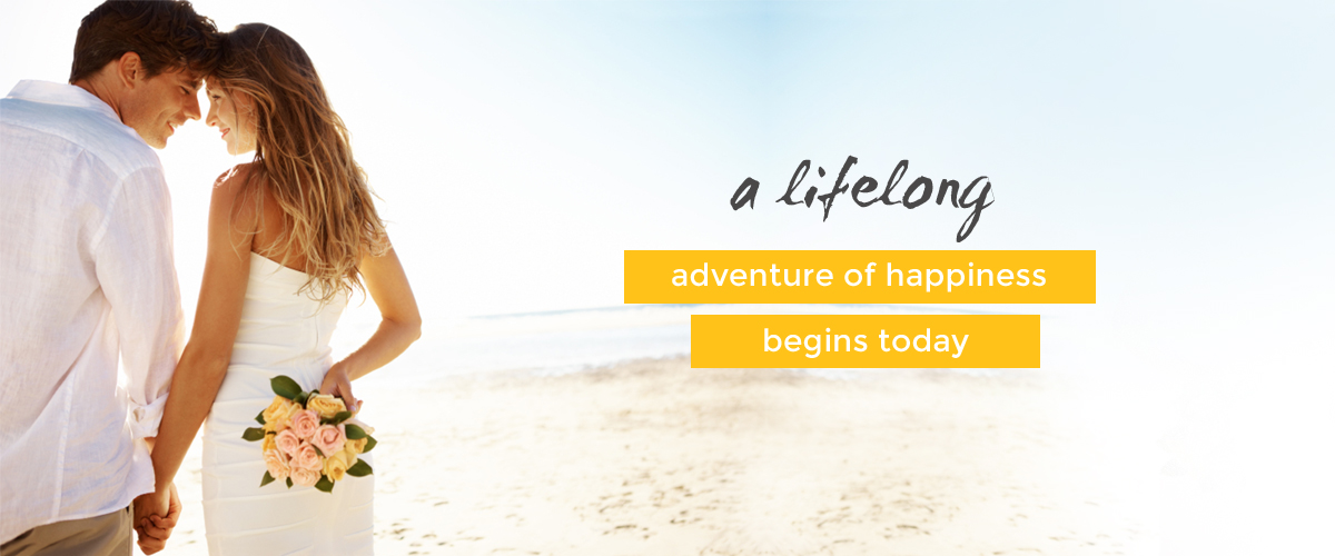 Bridal Jewelry - A lifelong adventure of happiness begins today