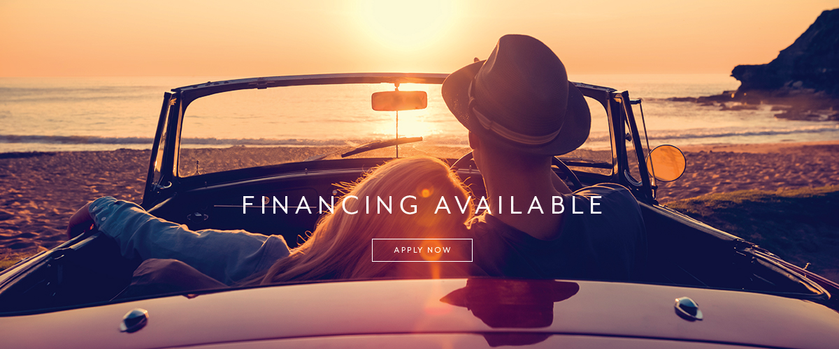 Financing Available - Financing Available
