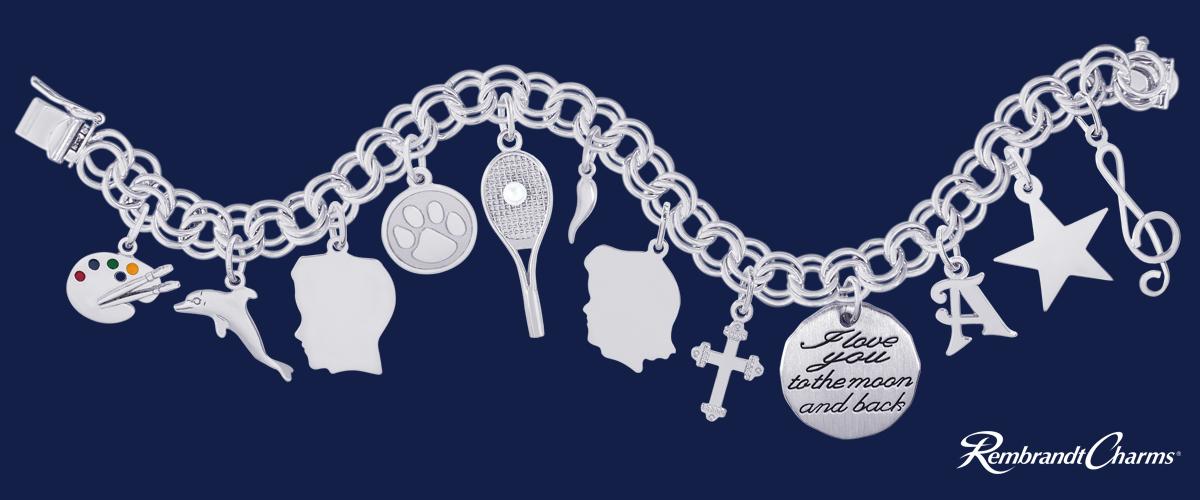 Rembrandt Charms - Charm Bracelet - Rembrandt Charms - Charm Bracelet