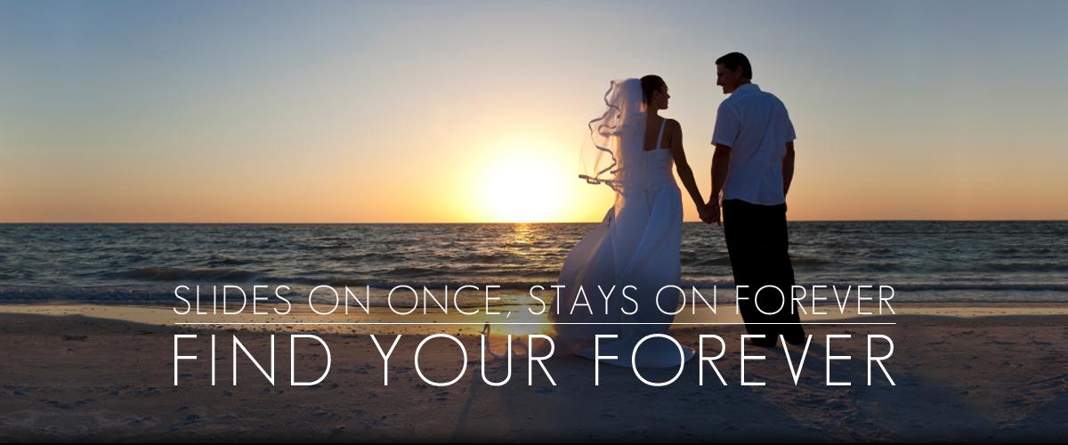 Stays on Forever - Slides on once, stays on forever